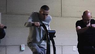 AJ Discala Dynamic Fitness Video