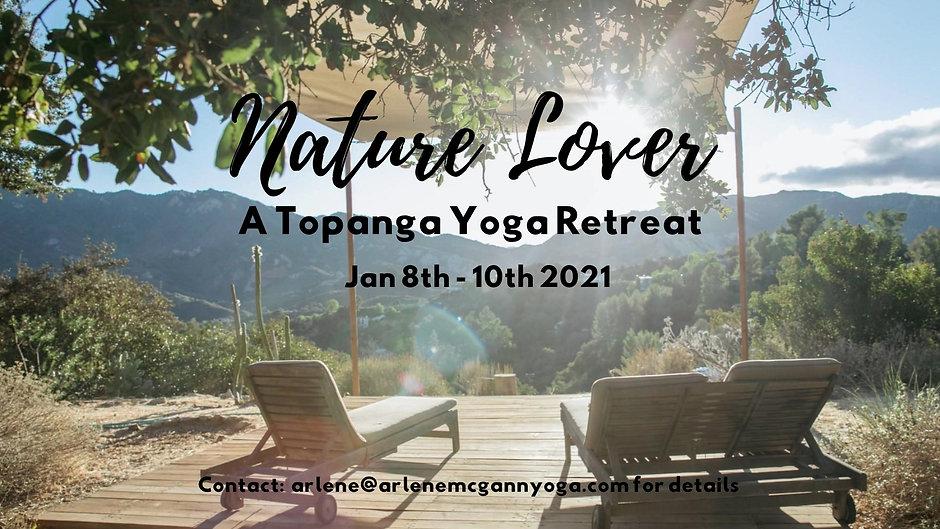 Nature Lover Retreat