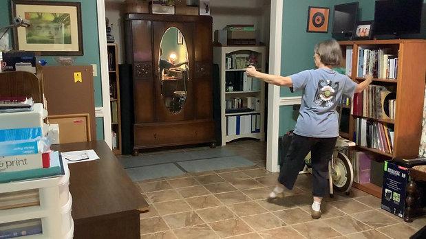 Waltz Steps 1-3 COUNT