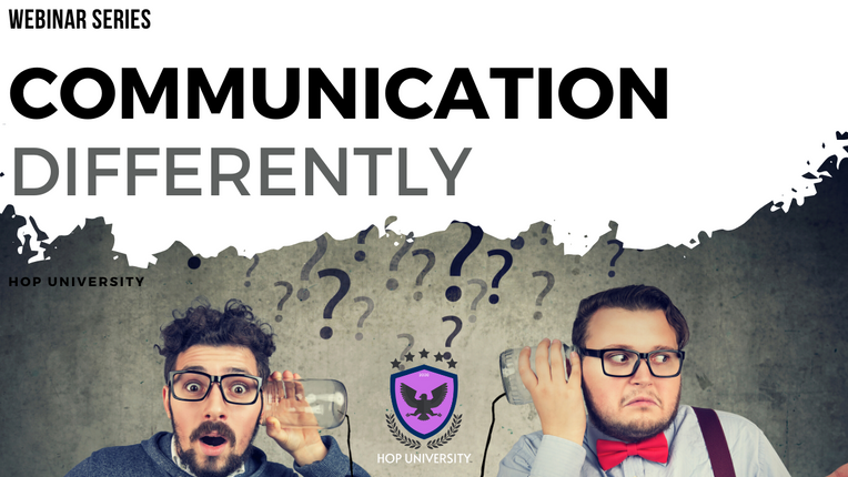 Communication... Differently!