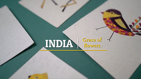 India: Grace of Flowers