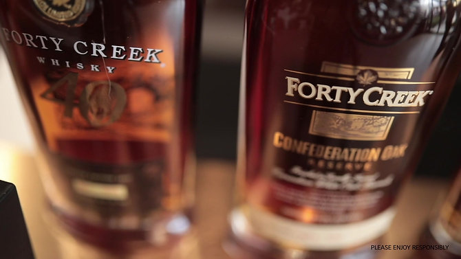 Forty Creek - Whisky Weekend 2018
