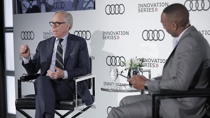 Audi Innovation Series 2019 ft. Tommy Hilfiger