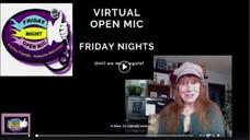 Virtual Open Mic 11.20.2020