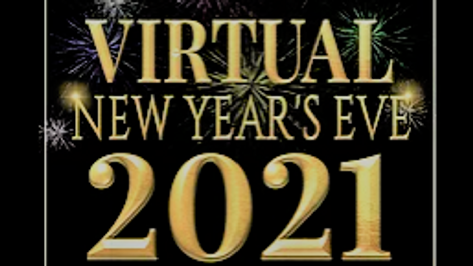 Virtual New Year's Eve 2021