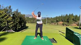 Dýchání při golfovém švihu