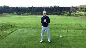 Základní golfový postoj