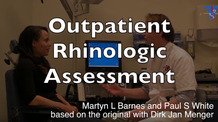 SurgTech Rhinologic Examination
