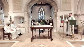 Parish Eucharist (Mass) Trinity 14 - 13.09.20