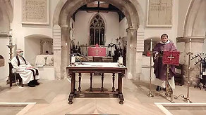 Ash Wednesday Parish Eucharist (Mass) 17.02.21