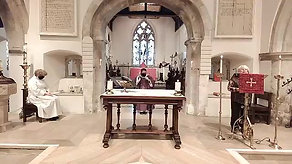 Lent 2 - Parish Eucharist - Sunday 28.02.21
