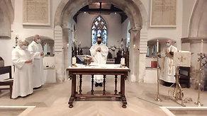 Parish Eucharist (Mass) The Blessed Virgin Mary 06/09/20