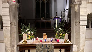 Maundy Thursday Liturgy & Watch