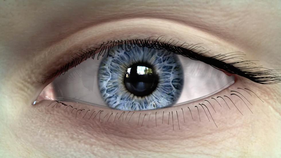 Traitement de l'oeil sec