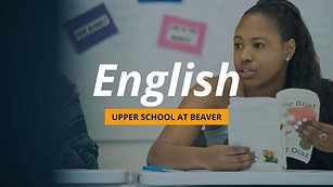 US English at Beaver: Admission Information Event