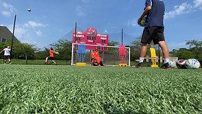 New York Soccer Cub Goalkeeper Training