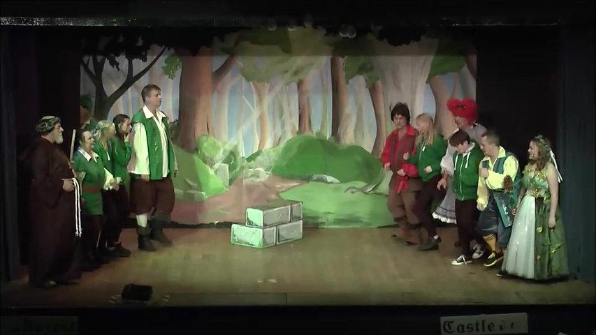 Robin Hood Pantomime 2020