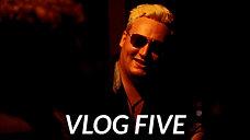 "Vlog Five | ""Think Twice"" Recording | Mannhattan"