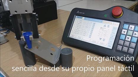 Presentacio Robolink 2 - Simulacion Encolado
