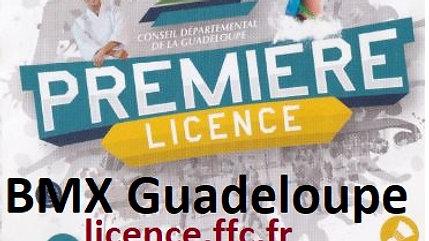 Club Ecole de vélo Loisirs, BMX Guadeloupe