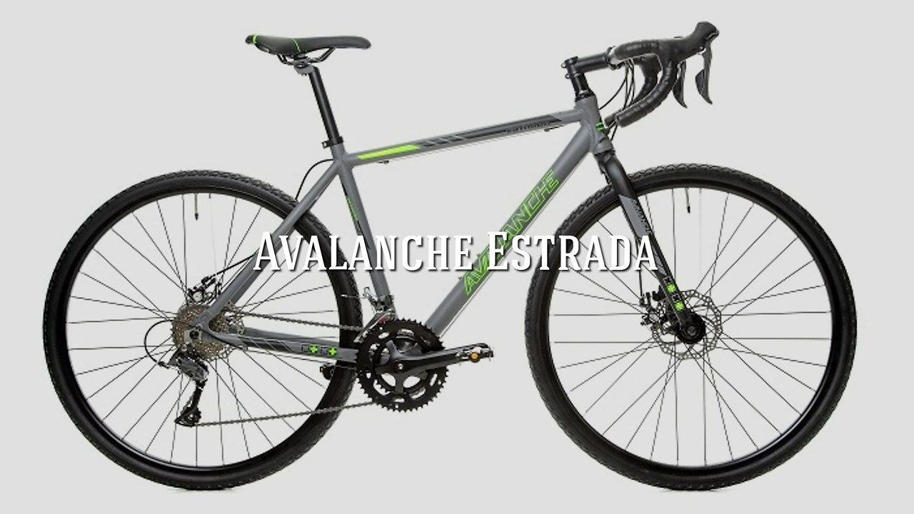 The Estrada Gravel Bike