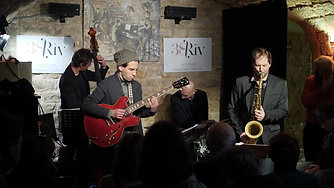 Boplicity, François Bernat quartet, live 38'riv