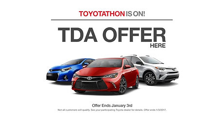 Toyota Window Shopping