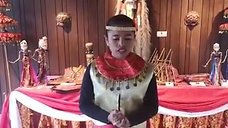 Entrevista bailarina de Indonesia
