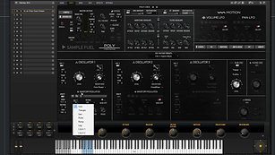 Synth Section Walkthrough