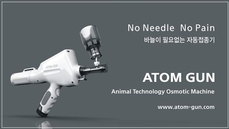 Needle Free Jet-injector ATOM-GUN