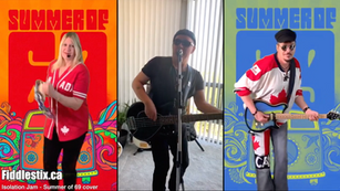 Summer of 69 cover