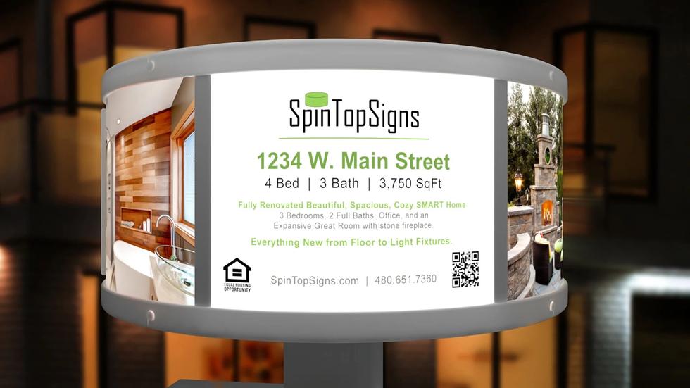 SpinTopSigns Pre-Order