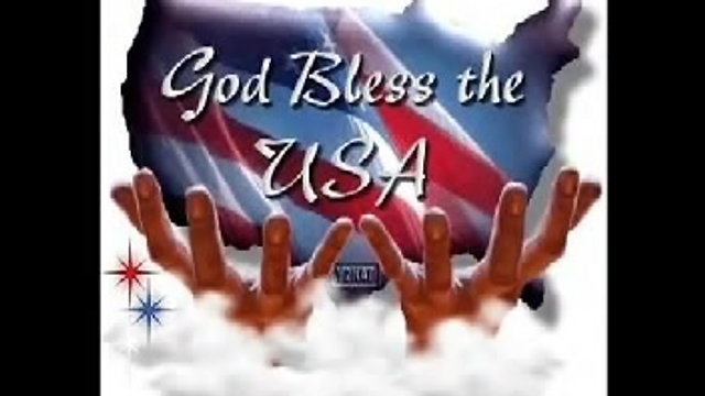 2017-07-02 Dave Noel God Bless the USA Video