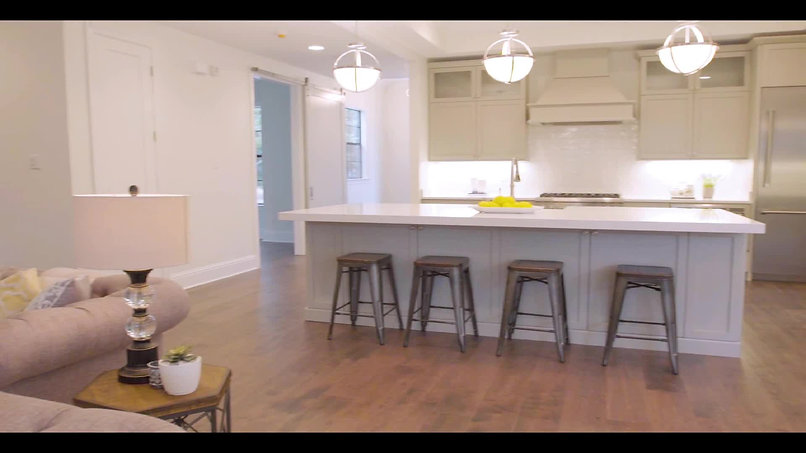 Our staged properties filmed by HGTV