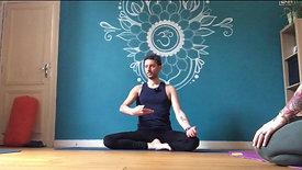 Yogathérapie vitalité 2 - Xavier