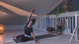 Hatha yoga mobilité bassin 2 - Hélène