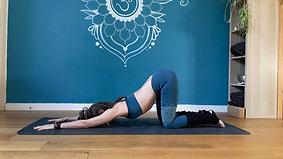 Yin - Epaules & Haut du dos