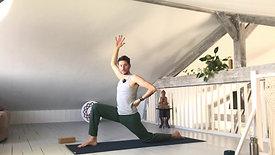 Yoga pour le dos 3 - Xavier