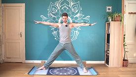Hatha yoga Jambes & Dos - Xavier