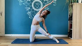 Hatha - flexions latérales