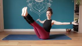 Yoga détox express 20 min