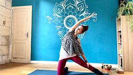 Hatha Yoga - Ouverture du coeur