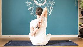 Hatha yoga ouverture de coeur