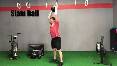 T28 Slam Ball