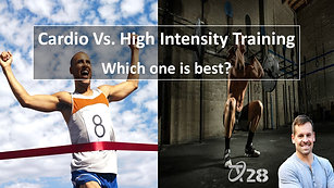 Traditional Cardio Vs. HIT