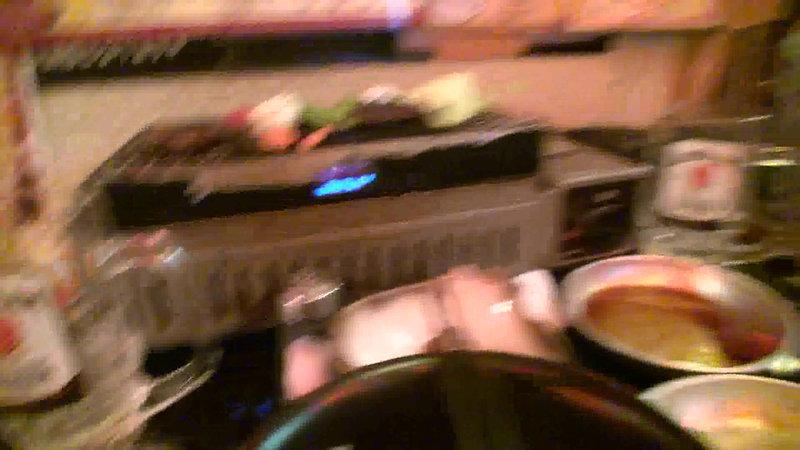 観念さんと焼き肉