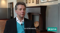 Interview on the chinese channel Quingdao TV