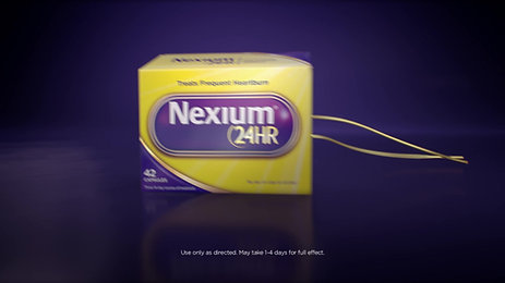 "Nexium ""Gold Thread"" 