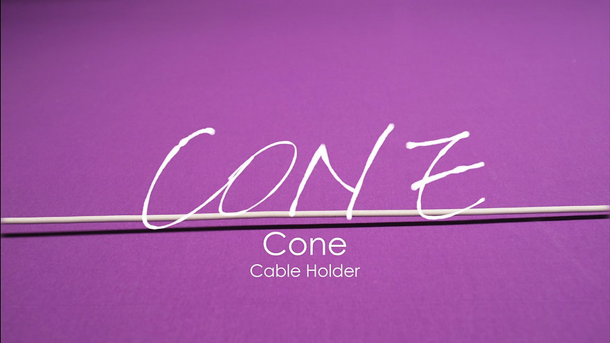 CONE_Cable Holder