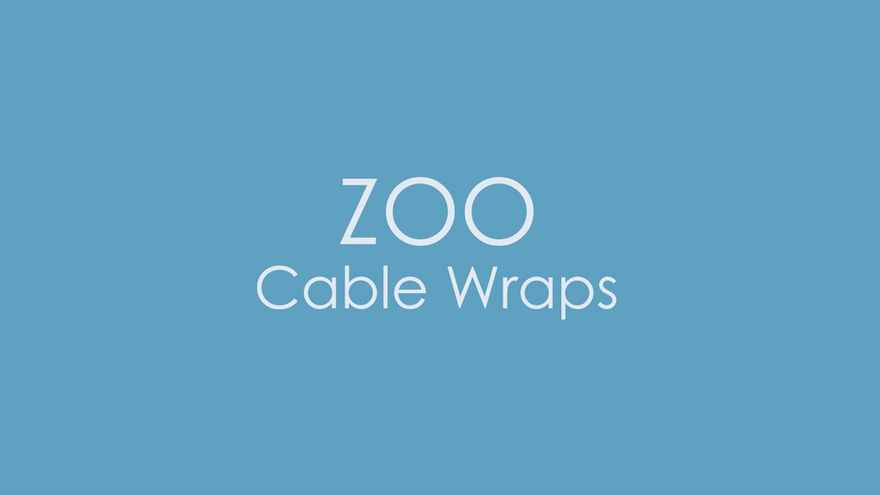 【LeadTrend】ZOO Cable Wrapes